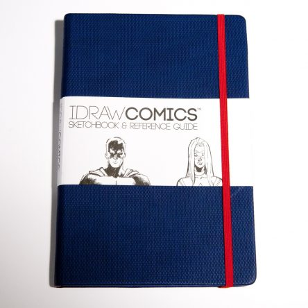 Tutorial Sketchbooks – Learn How to Draw Comics