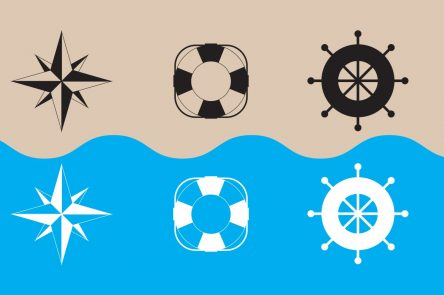 6 Free Nautical Icons & Inspirations