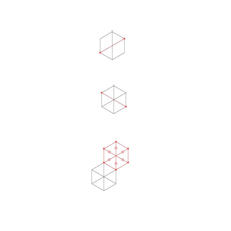 isometric grid illustrator