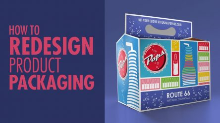How to Redesign Product Packaging