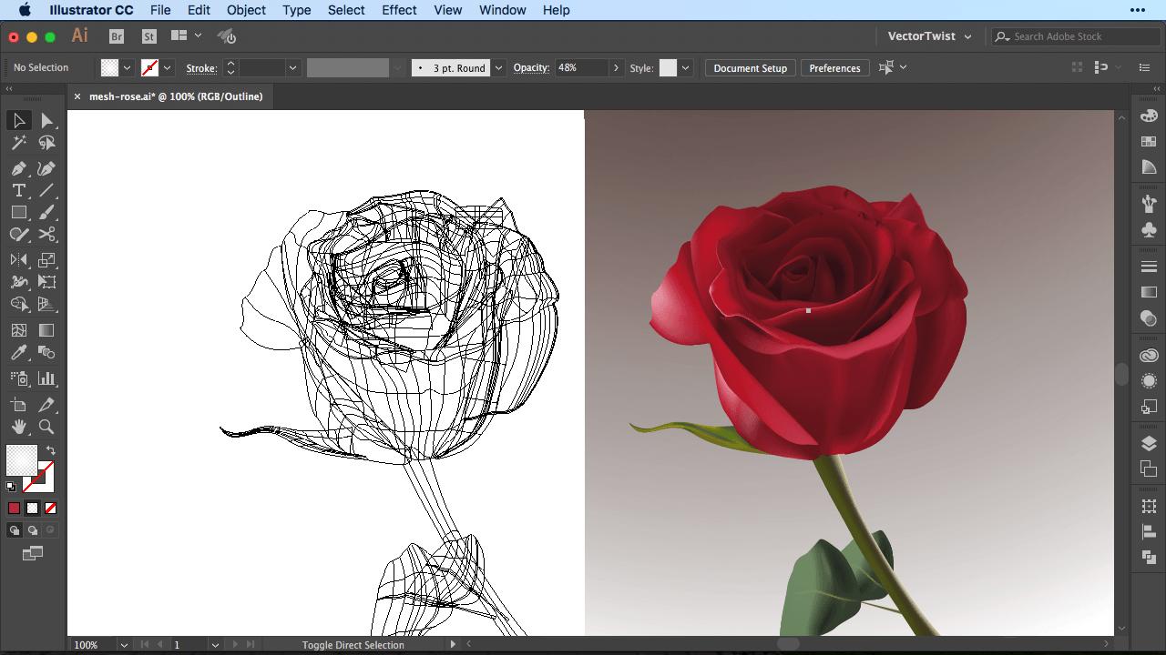 Using Illustrator To Design A Website