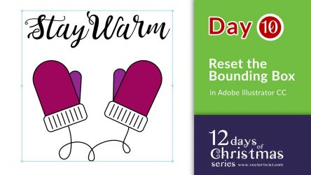 How to Reset the Bounding Box in Adobe Illustrator