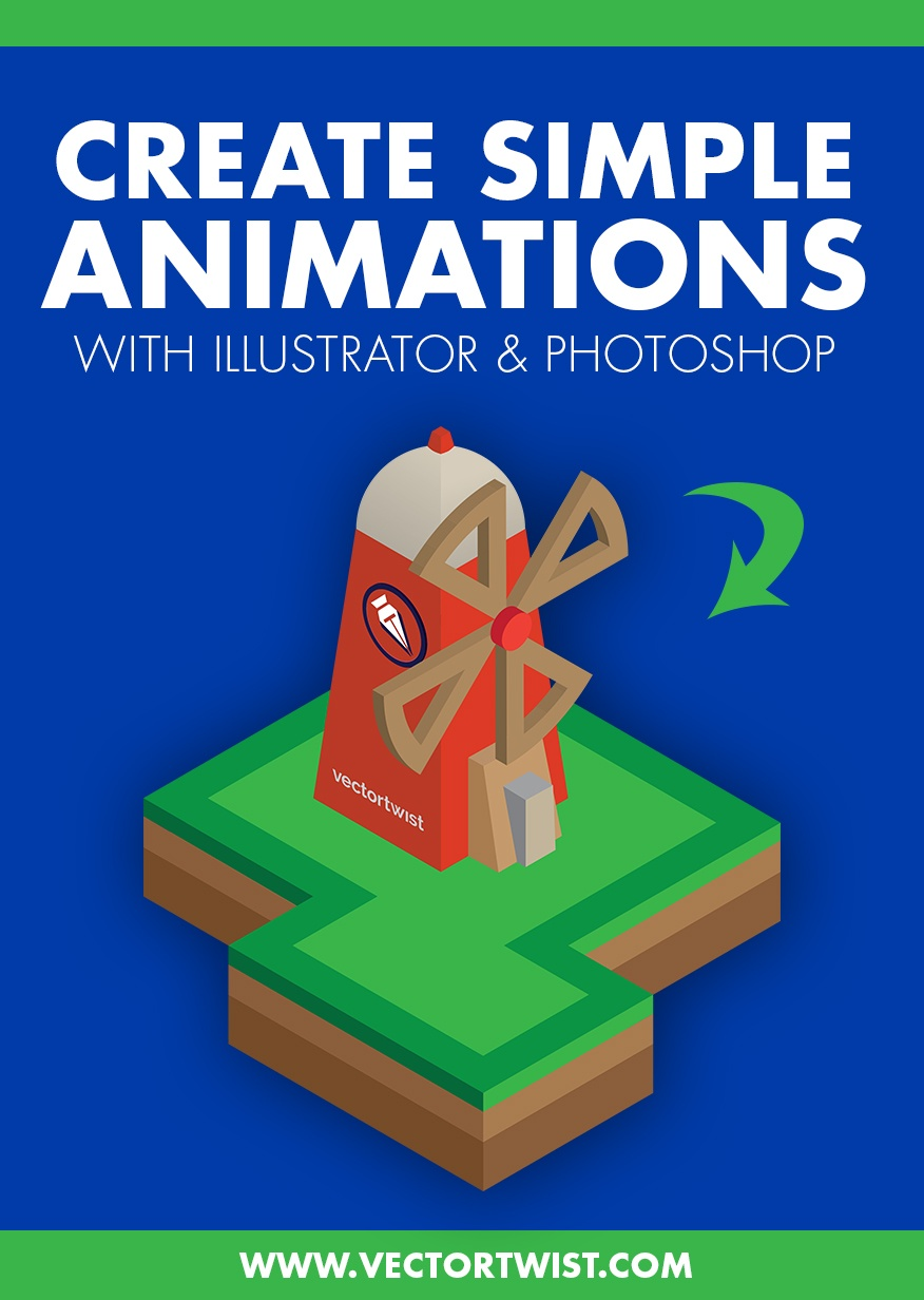 Animate with Illustrator and Photoshop