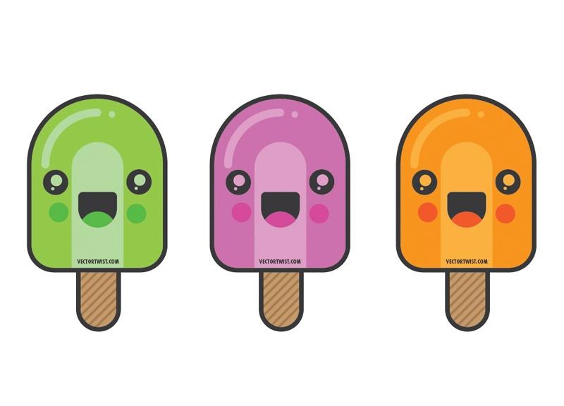 Ice Cream Illustration