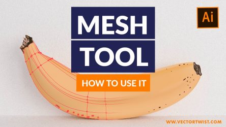 The Gradient Mesh Tool (An Illustrator 'How To' Tutorial)