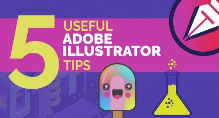 5 Useful Adobe Illustrator Tips  (to make your life easier)