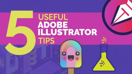 5 Useful Adobe Illustrator Tips  (to make your life easier)