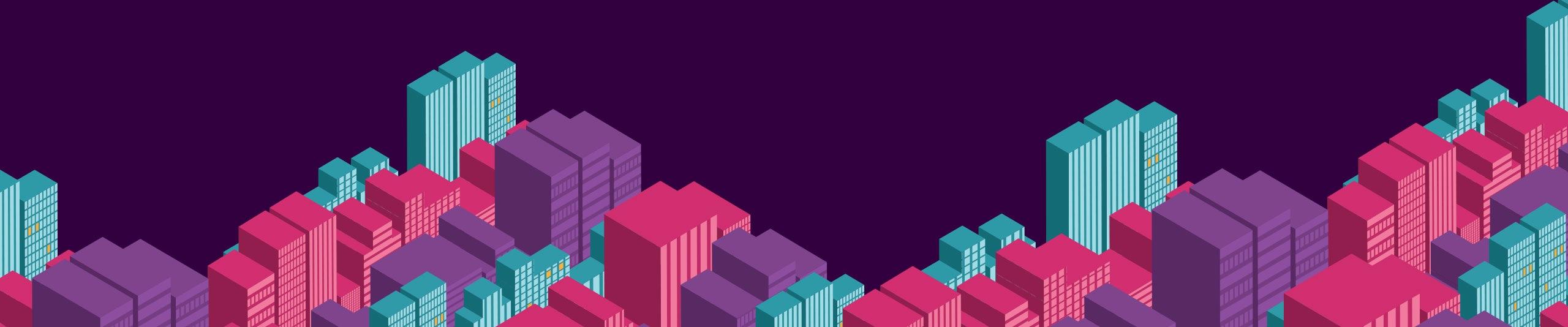 Easy Isometric City Setup in Adobe Illustrator