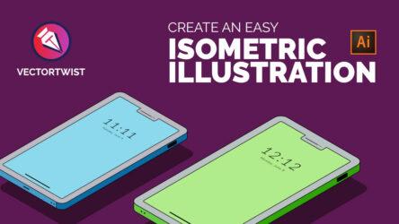 Creating Easy Isometric Illustrations in Adobe Illustrator
